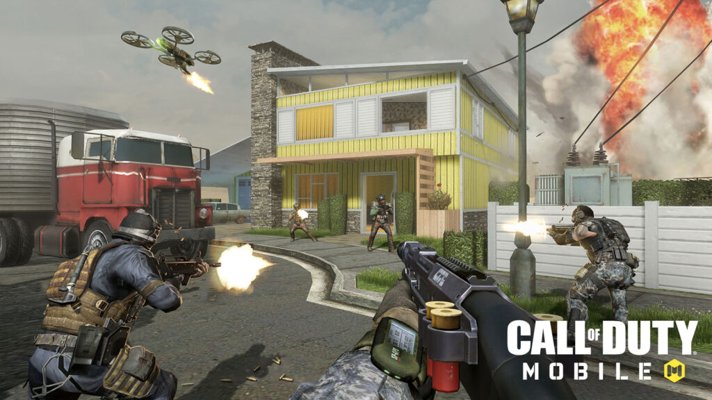 Call of Duty iOS en Android